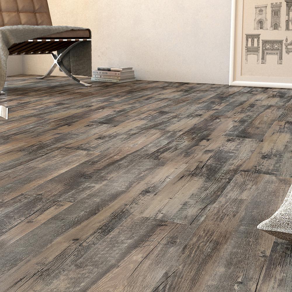 vinyl laminat vinylboden dielen planken bodenbelag holz optik boden altholz ebay